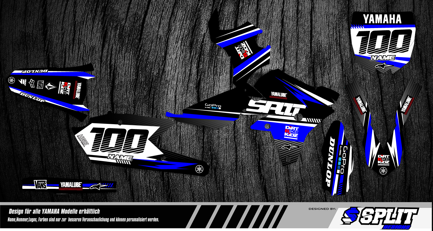 Yamaha Bike Graphics