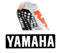 Yamaha Legpatches