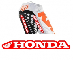 Honda Legpatches