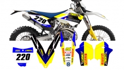 Husqvarna Factory2014 Design