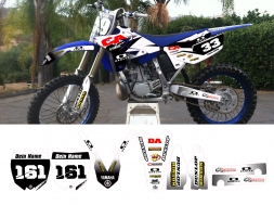 Yamaha Trick Graphics Kit