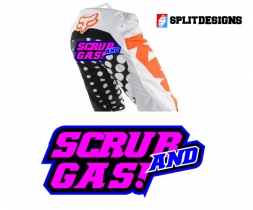 Scrub and Gas!