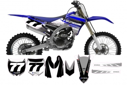 Yamaha Slash Graphics