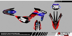 BETA ZAH Splitdesigns Bike Graphics