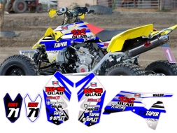 Suzuki Quad Graphics- Crackle