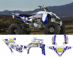 YZF450 R Quad Dekor Factory Race