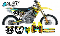 Suzuki Graphics-20 Suspension 2015