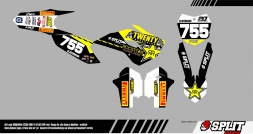 Husqvarna DP Splitdesigns Bike Graphics