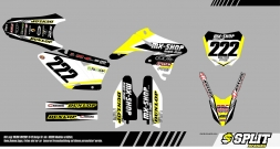 Suzuki MXRHEINMAIN Splitdesigns Bike Graphics