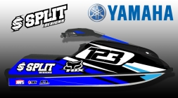 Yamaha Jetskit Splitdesigns Graphics - Razor Design