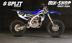 Yamaha MXRHEIN MAIN Edition Splitdesigns Graphics kit