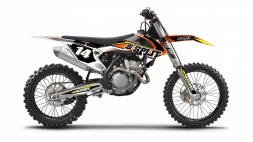 kTM  Bike Graphics - Seemline - 2016