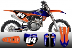 kTM  Bike Graphics 2016 TroyLee
