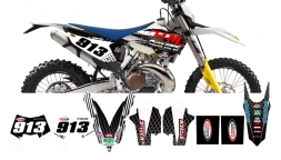 Husqvarna HM Racing Design