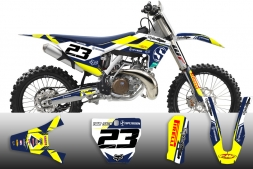 Husqvarna Wicked 17
