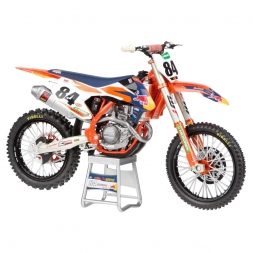 Miniatuur Motorradmodell KTM Jeffrey Herlings (No 84) 1:12