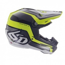6D HELMET ATR-1 FUSE YELLOW BLACK